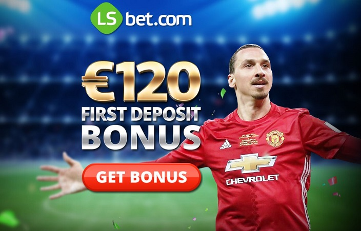 100% Welcome Bonus up to 120 EUR
